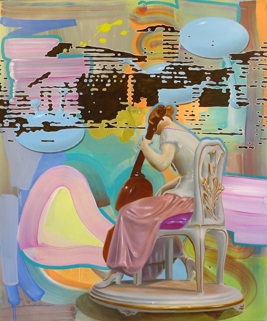 Stravinsky, 2017, 180 x 150 cm