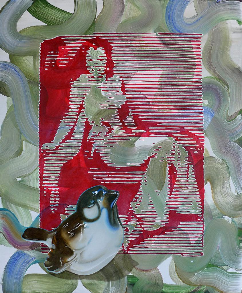 Muttertag, 2013, 110 x 100 cm