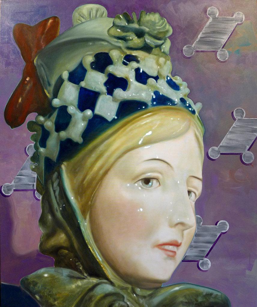 Silly Pattern, 2013, 180 x 150 cm