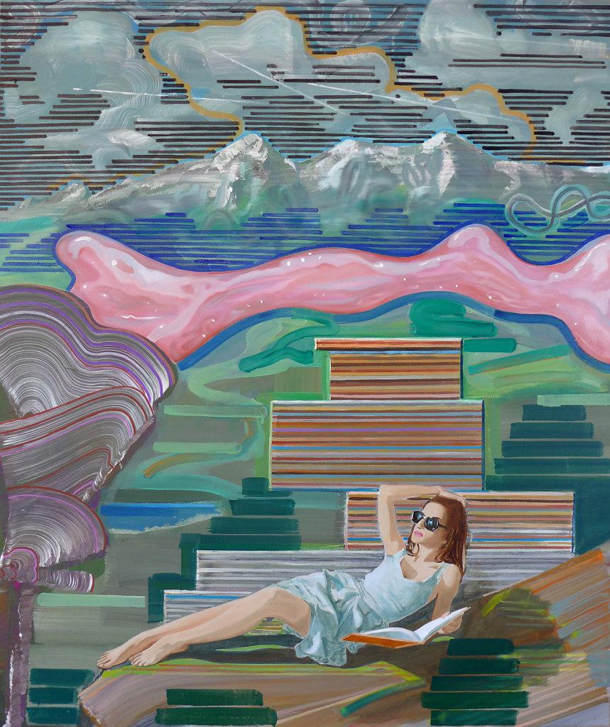 Vorarlberger Architekturpreis, 2013, 110 x 100 cm