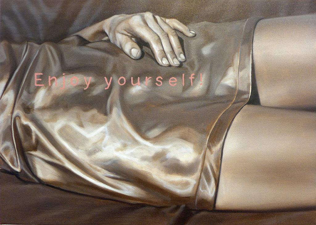 Mind the Message II, 2017, 50 x 70 cm