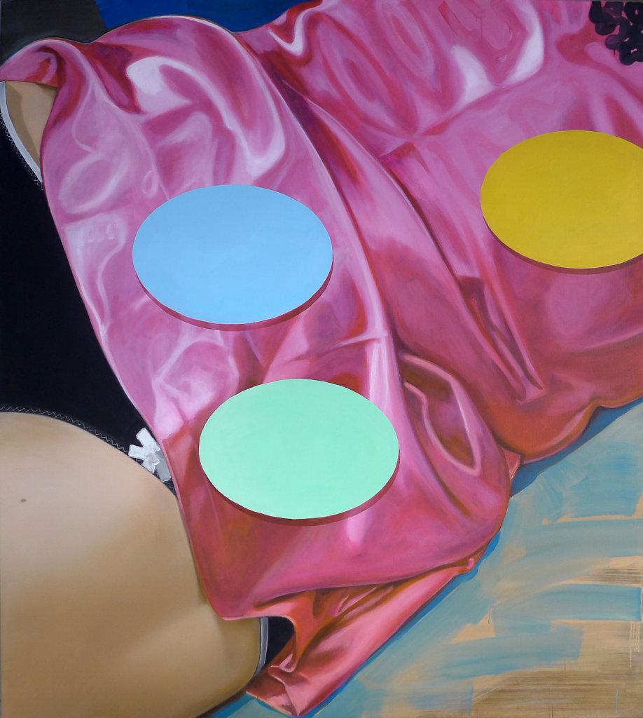 Muttermal, 2015, 200 x 180 cm